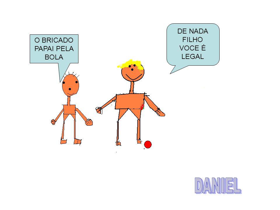 DE NADA FILHO VOCE É LEGAL