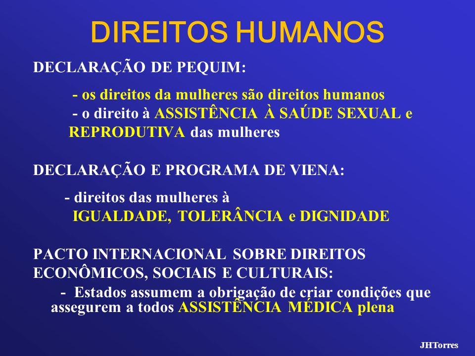 DIREITOS HUMANOS DECLARAÇÃO DE PEQUIM: