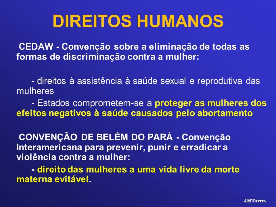 DIREITOS HUMANOS CEDAW - Convenção sobre a eliminação de todas as formas de discriminação contra a mulher: