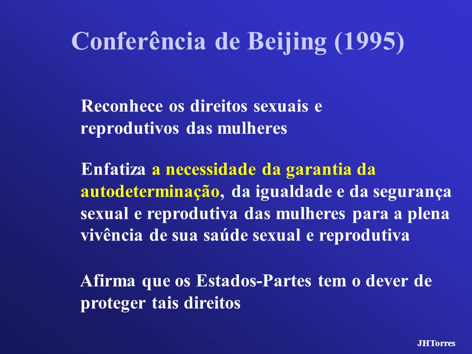 Conferência de Beijing (1995)