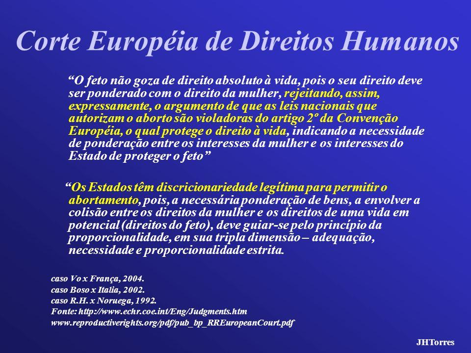 Corte Européia de Direitos Humanos
