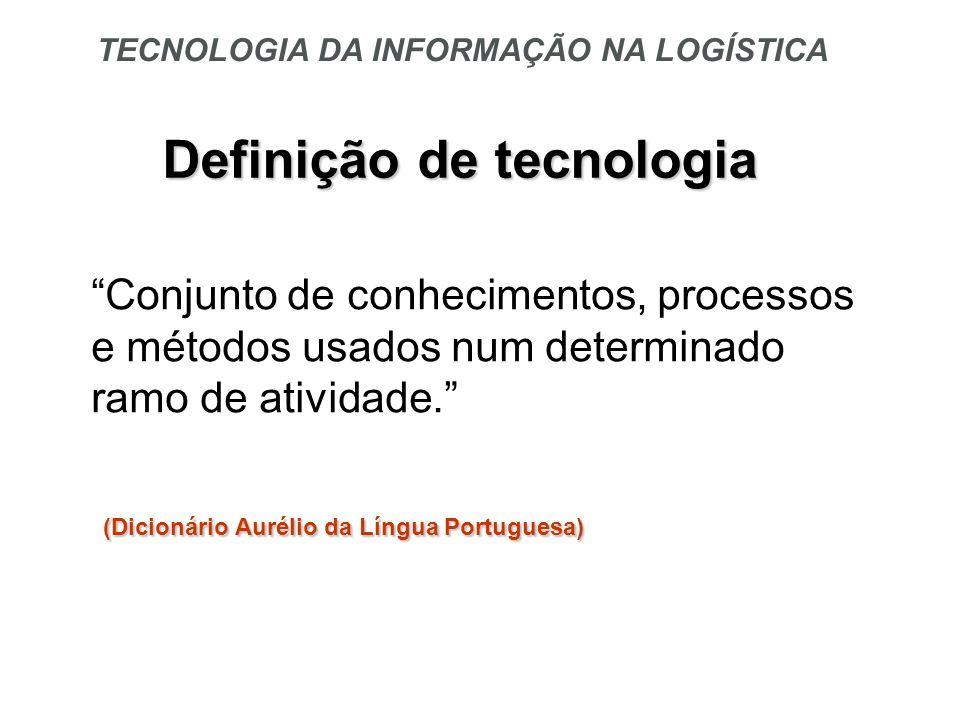 Definição de tecnologia