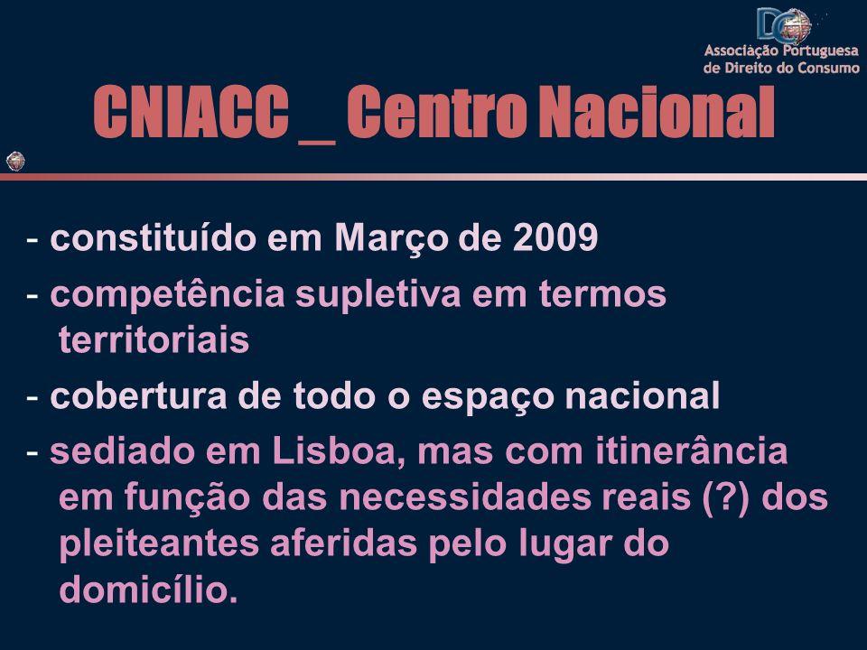 CNIACC _ Centro Nacional