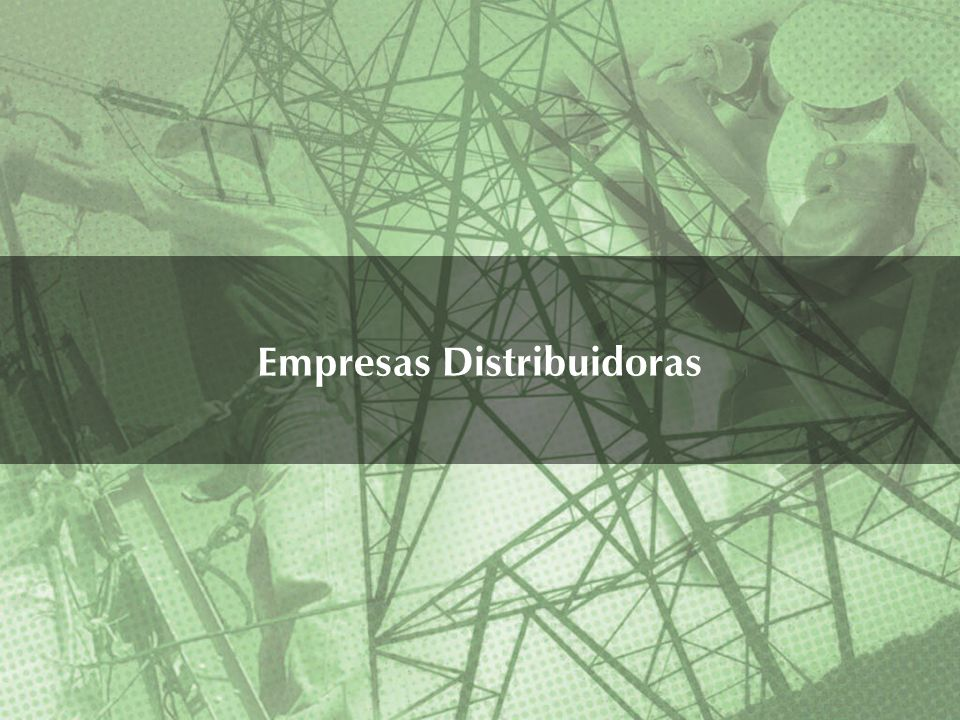 Empresas Distribuidoras