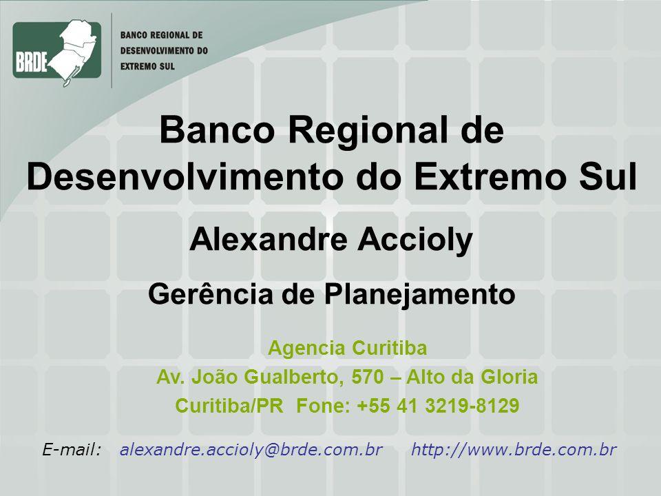 Banco Regional de Desenvolvimento do Extremo Sul