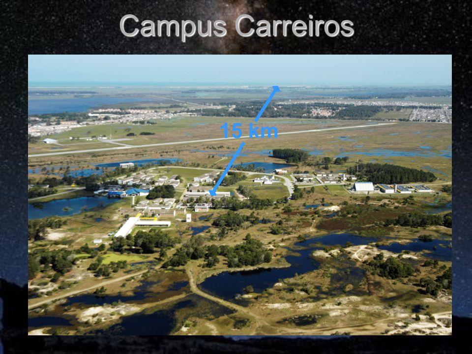 Campus Carreiros 15 km