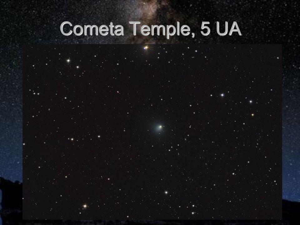 Cometa Temple, 5 UA