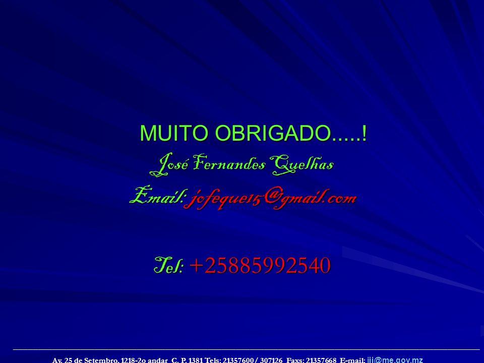 José Fernandes Quelhas