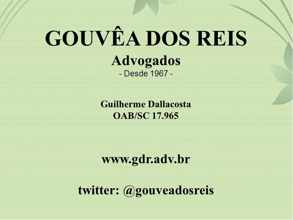 twitter: @gouveadosreis