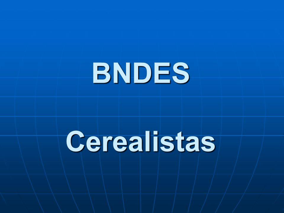 BNDES Cerealistas