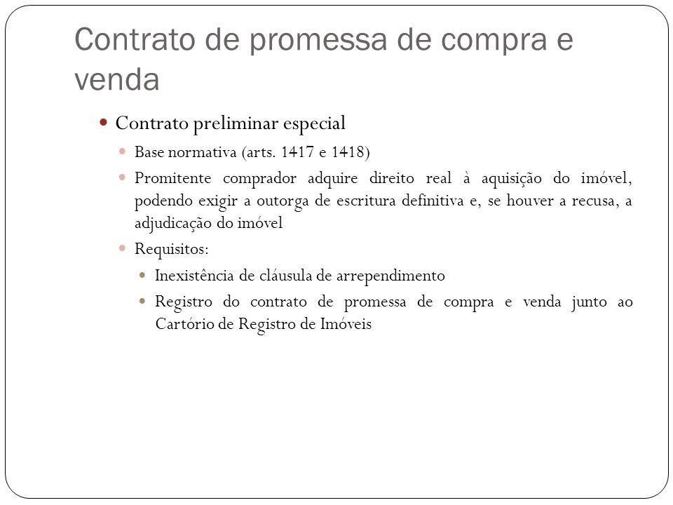 Contrato de promessa de compra e venda