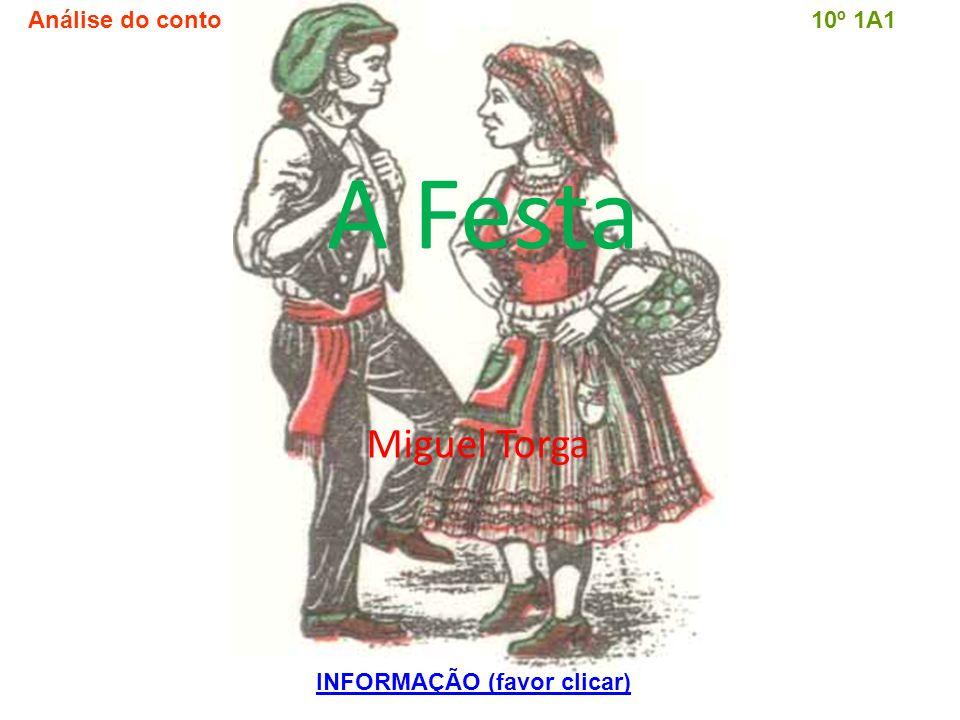 A Festa Miguel Torga INFORMAÇÃO (favor clicar)