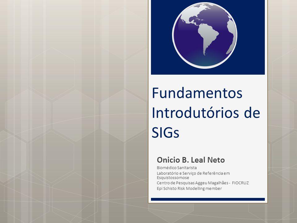 Fundamentos Introdutórios de SIGs