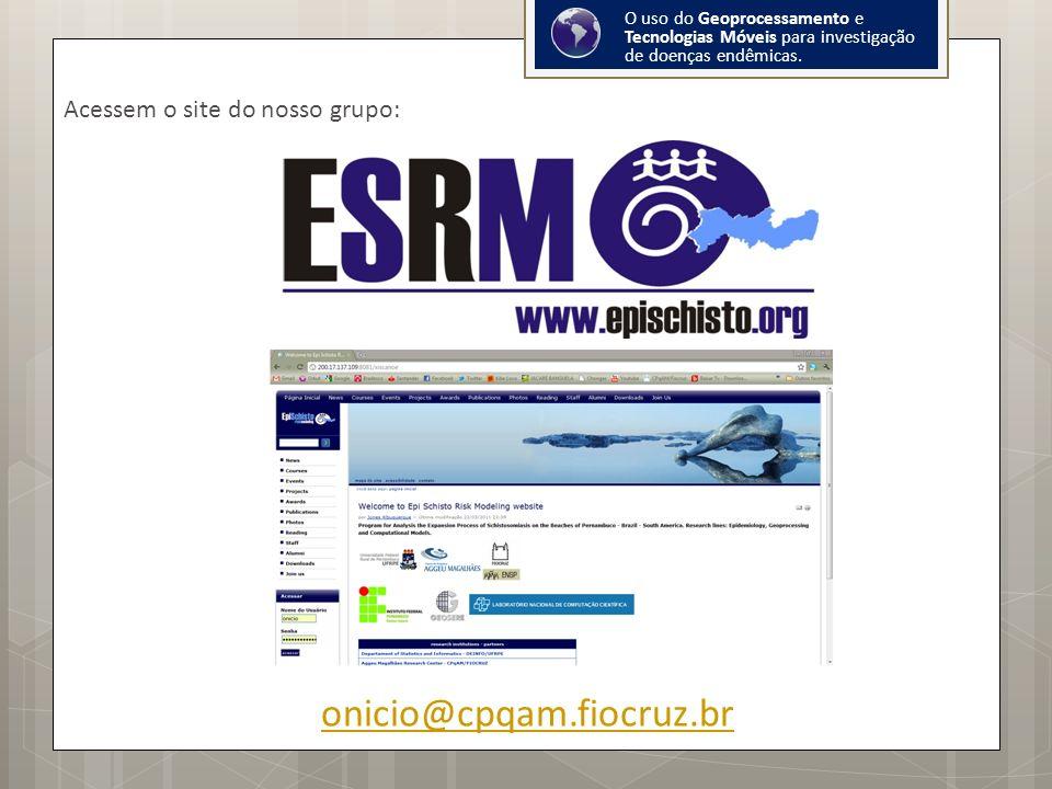 Acessem o site do nosso grupo: