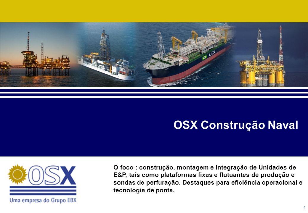 OSX Construção Naval