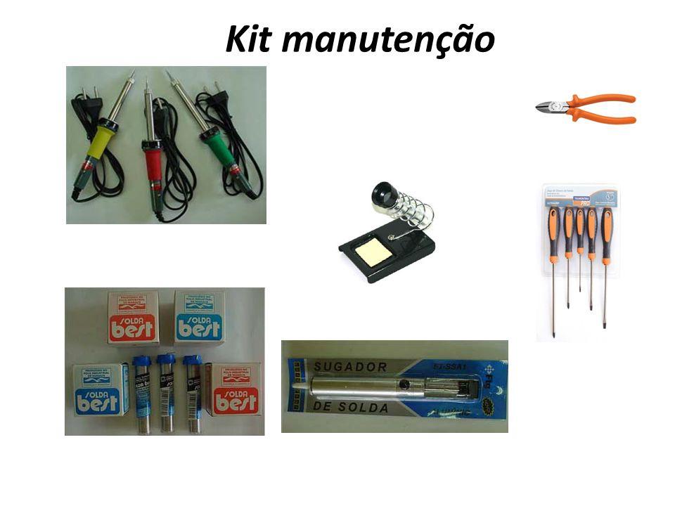 Kit manutenção