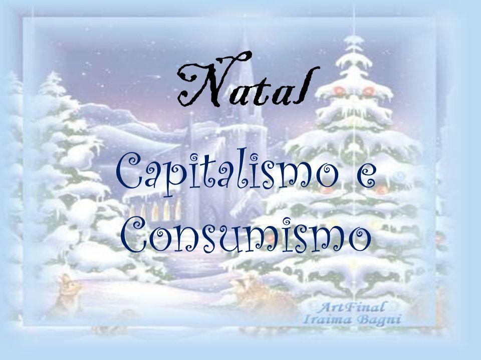 Capitalismo e Consumismo