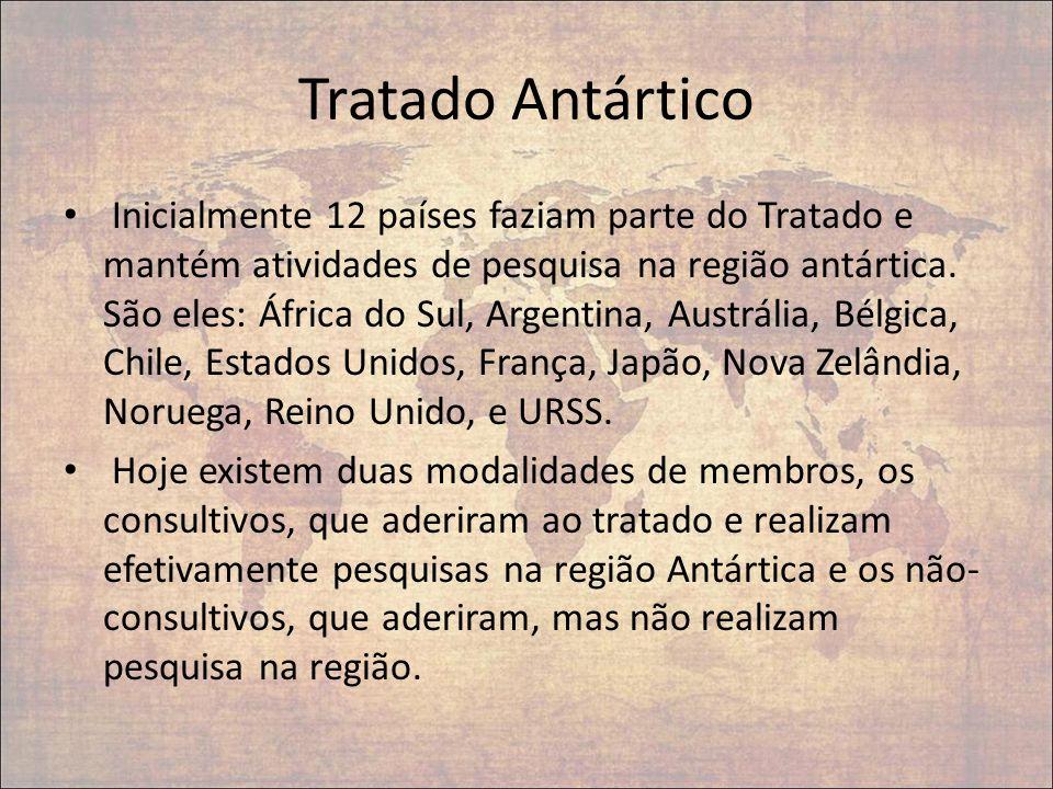 Tratado Antártico