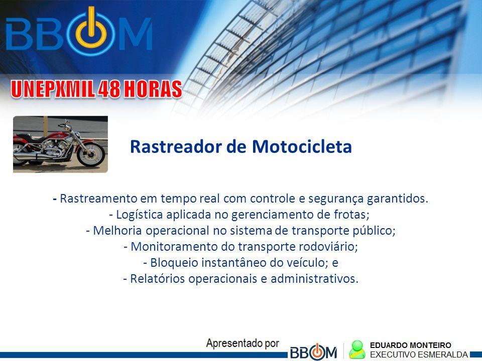 Rastreador de Motocicleta
