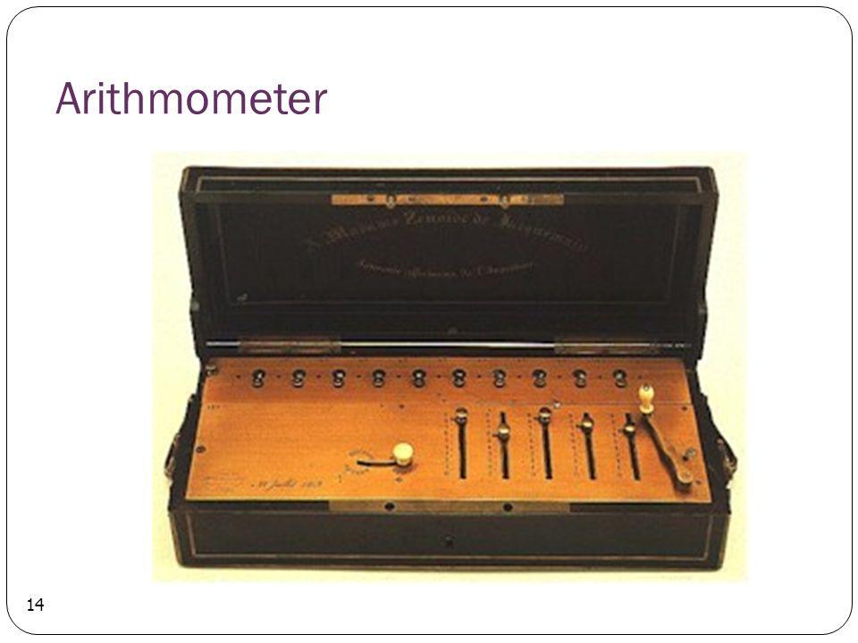 Arithmometer