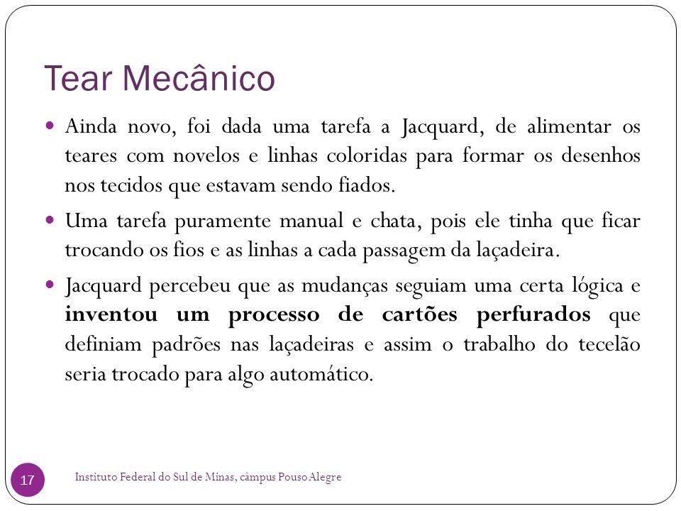 Tear Mecânico