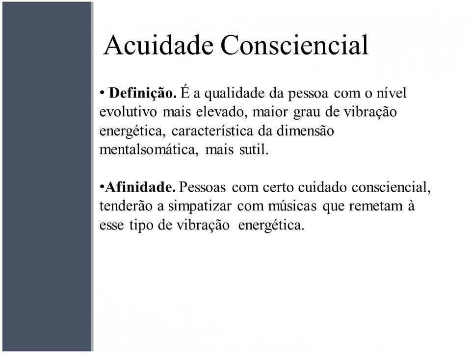 Acuidade Consciencial
