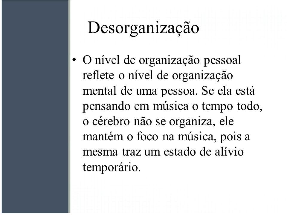 Desorganização
