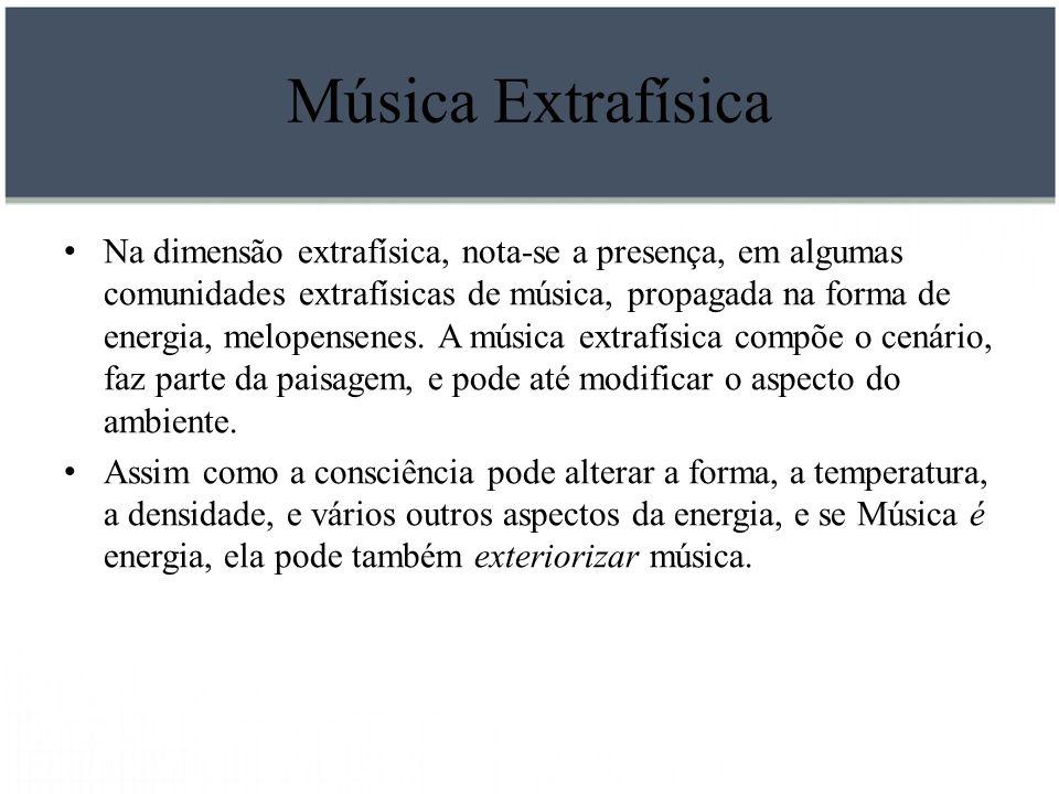 Música Extrafísica