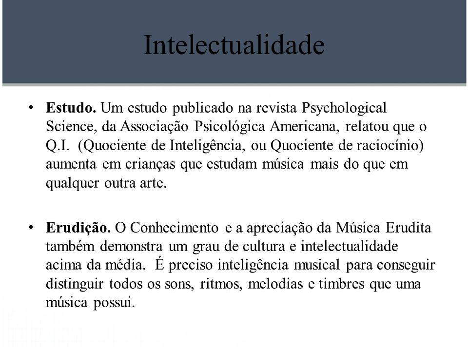 Intelectualidade