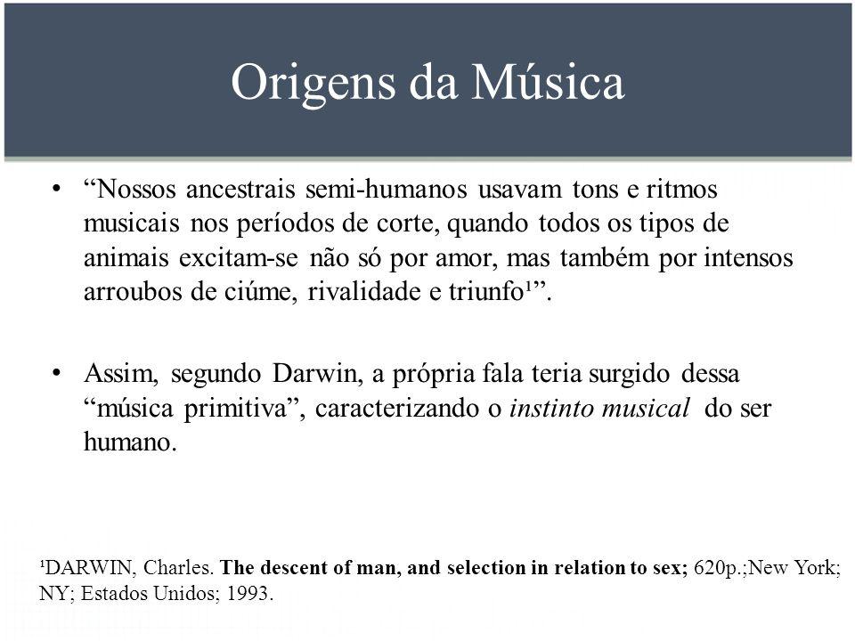 Origens da Música