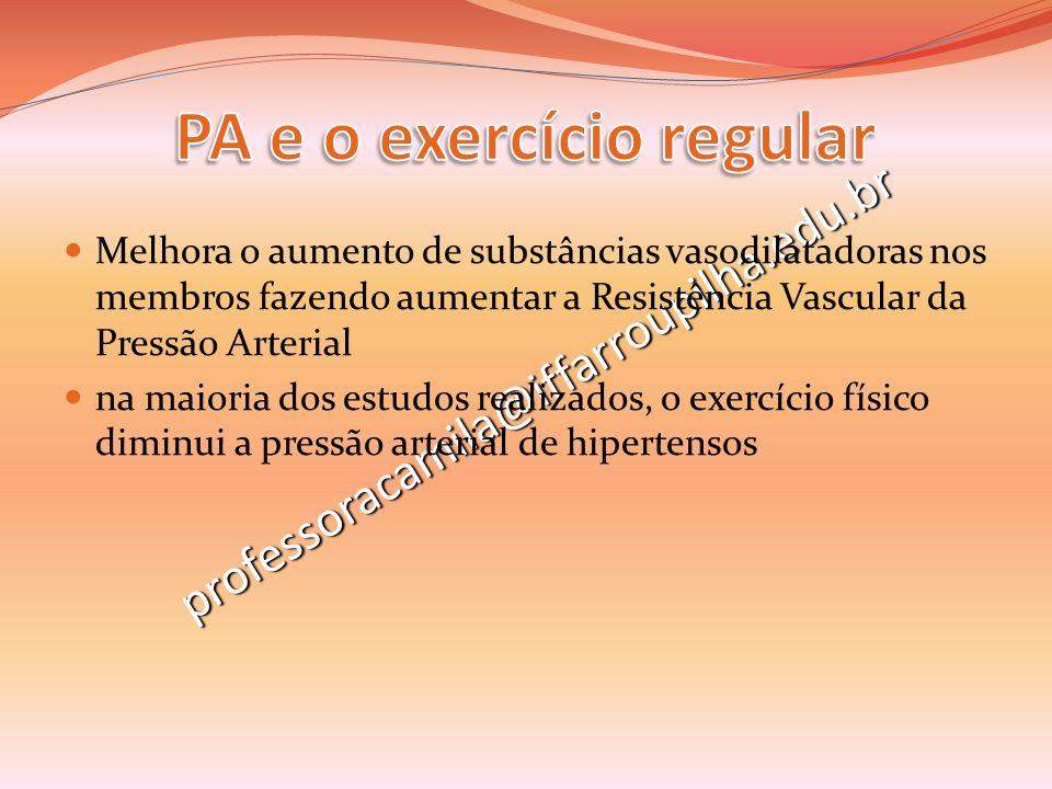 PA e o exercício regular