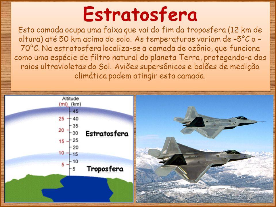 Resultado de imagem para estratosfera