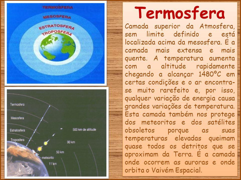 Resultado de imagem para termosfera