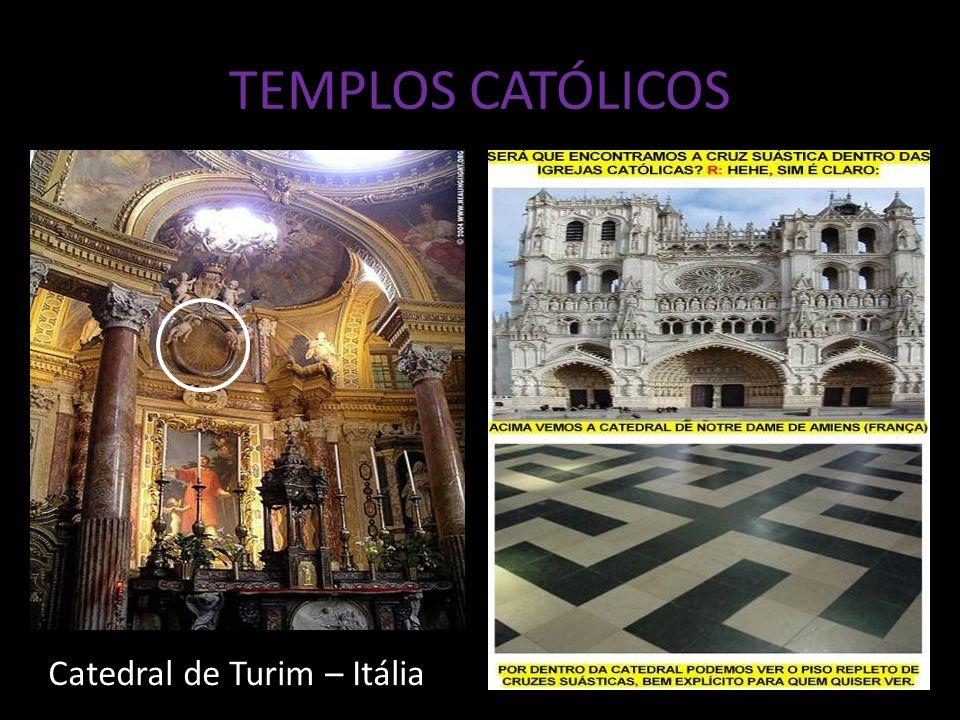 Catedral de Turim – Itália