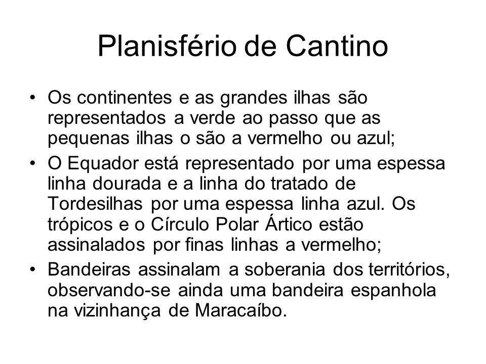 Planisfério de Cantino