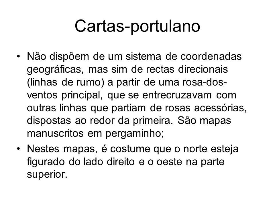 Cartas-portulano