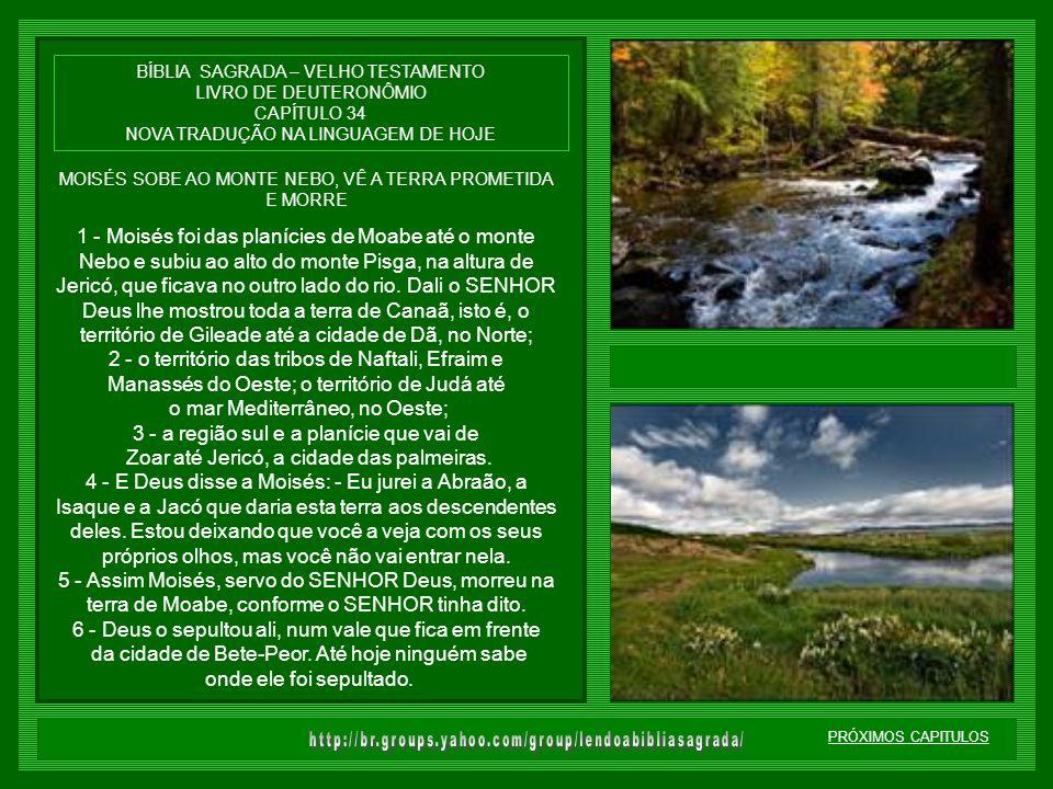 2 - o território das tribos de Naftali, Efraim e