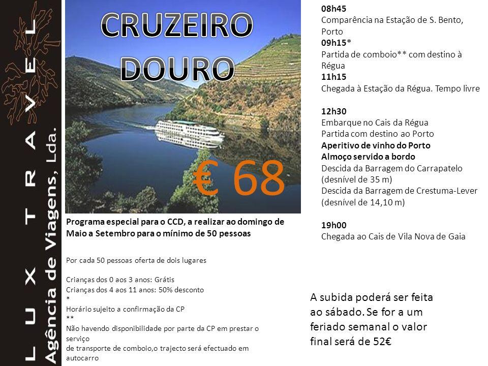 CRUZEIRO DOURO