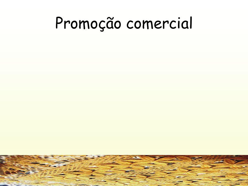 Promoção comercial