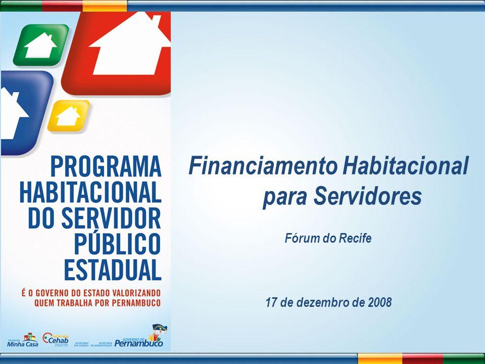 Financiamento Habitacional para Servidores