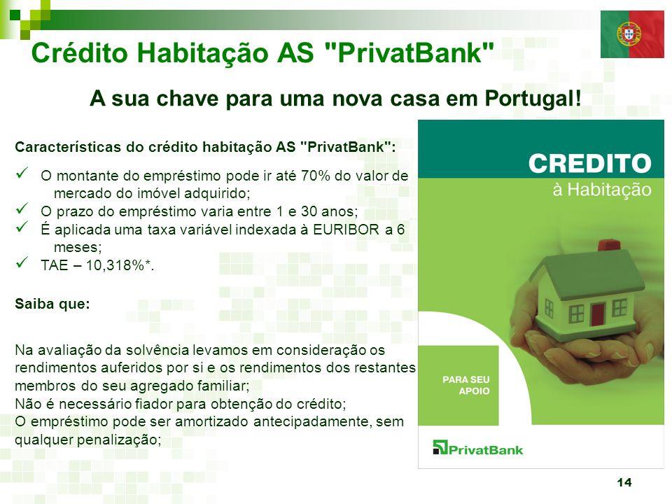 A sua chave para uma nova casa em Portugal!