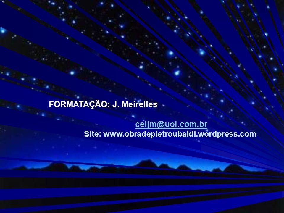 Site: www.obradepietroubaldi.wordpress.com
