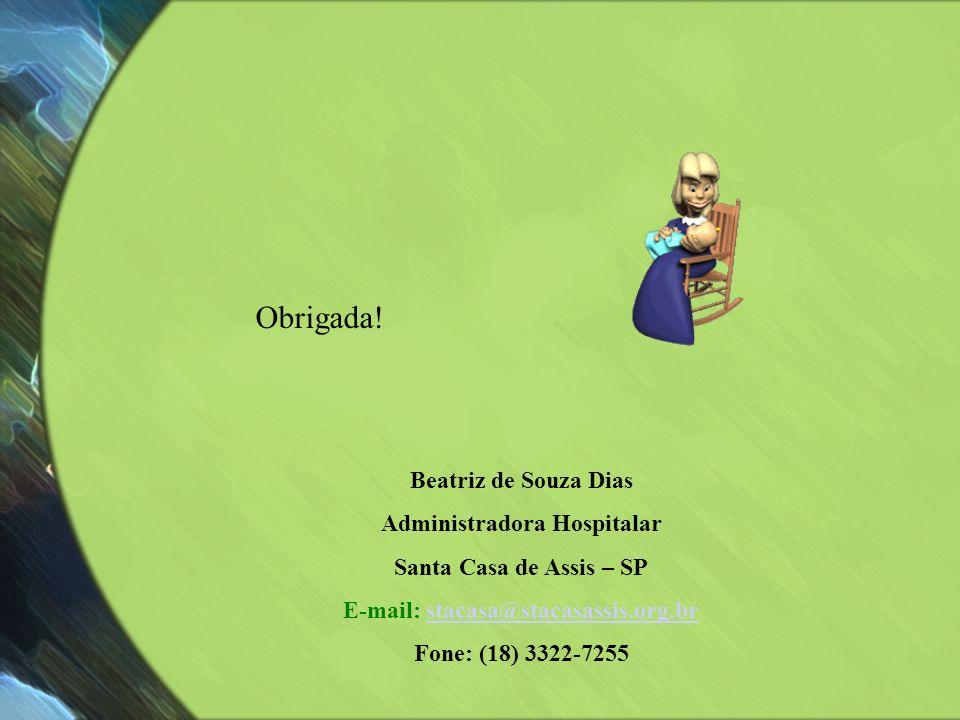 Administradora Hospitalar E-mail: stacasa@stacasassis.org.br