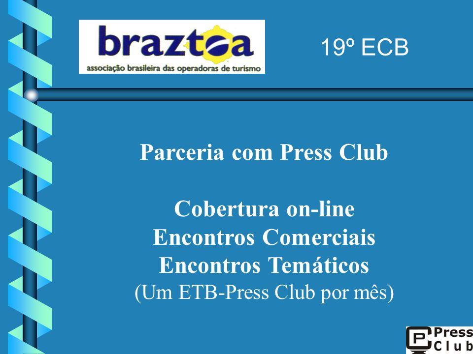 Parceria com Press Club