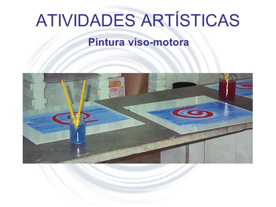 ATIVIDADES ARTÍSTICAS
