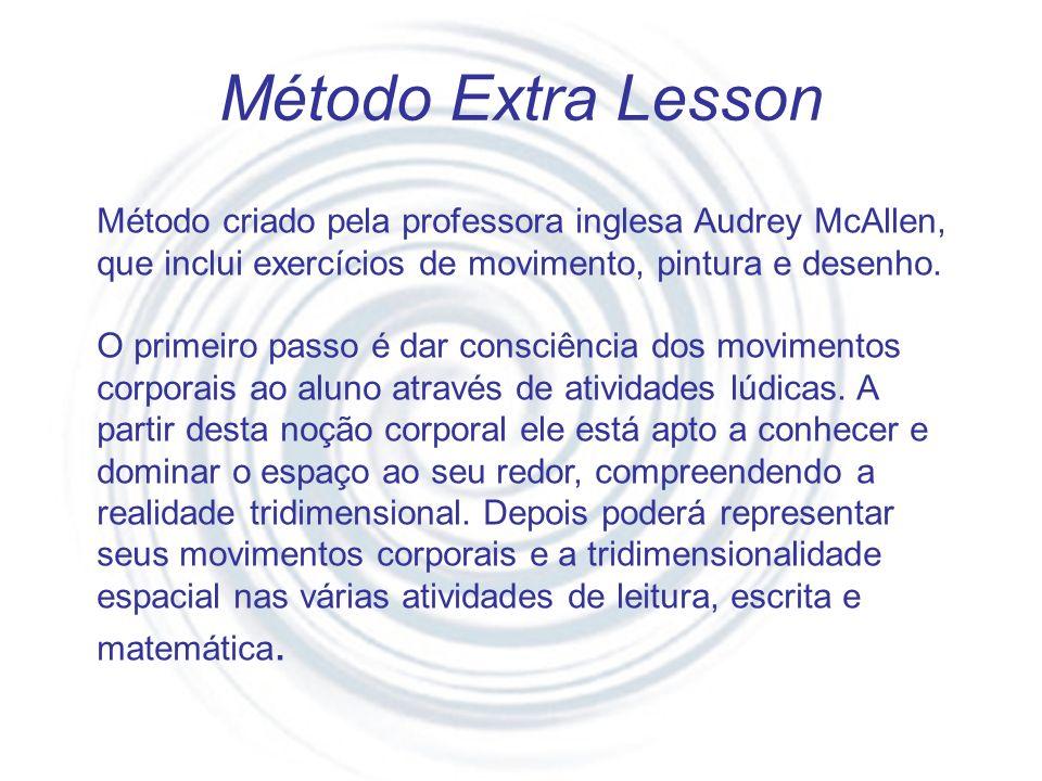 Método Extra Lesson