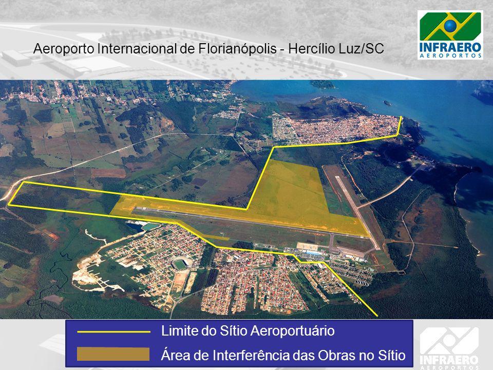 Aeroporto Internacional de Florianópolis - Hercílio Luz/SC