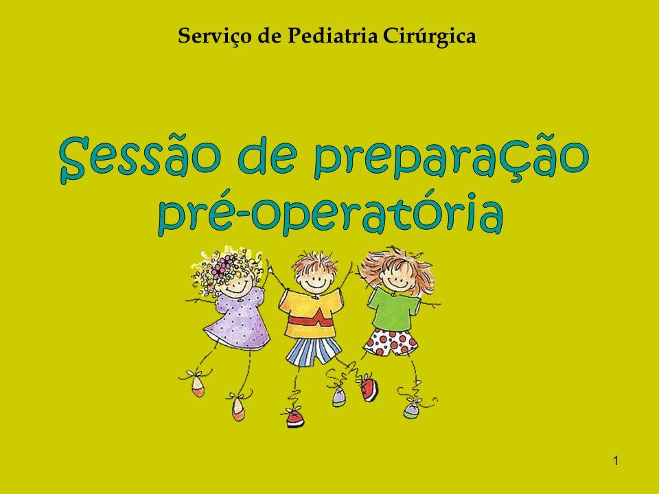 Serviço de Pediatria Cirúrgica