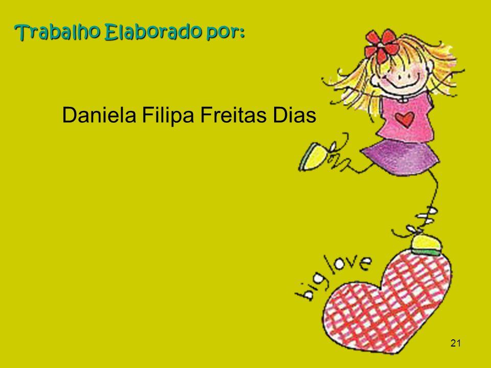 Daniela Filipa Freitas Dias