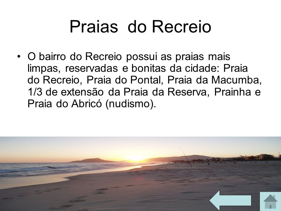 Praias do Recreio